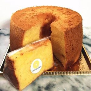 モスリンのシフォンケーキ「ふわふわ」