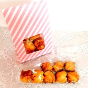 クロワッサン型クリームチーズクッキー(袋)